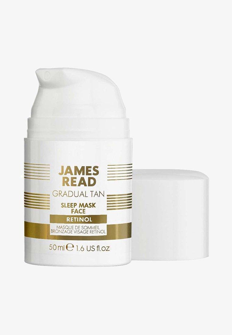 James Read - SLEEP MASK TAN FACE RETINOL - Face mask - -