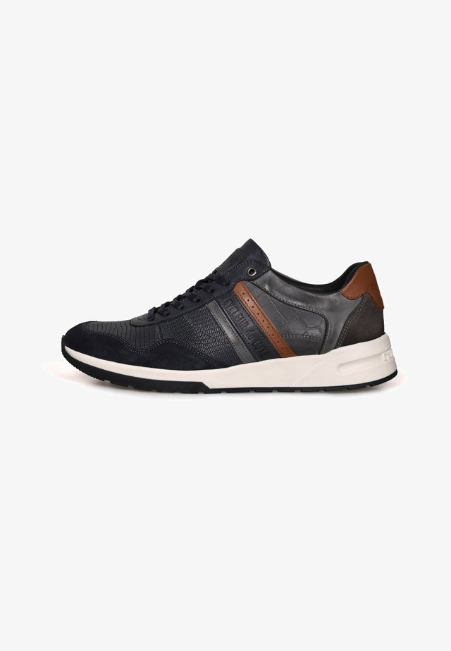 LUCA - Trainers - navy/antracite