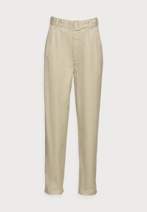 SIF PANTS - Trousers - elm