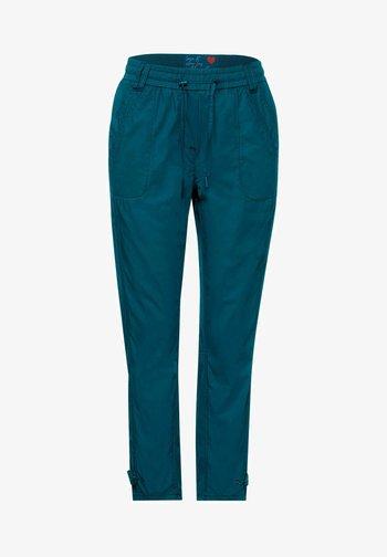 Trousers - türkis