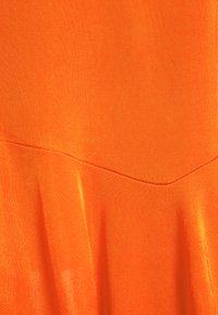 BCBGMAXAZRIA - EVE SHORT DRESS - Cocktailjurk - open orange - 2