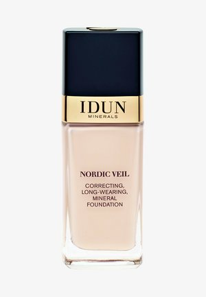 NORDIC VEIL - Foundation - saga - neutral light