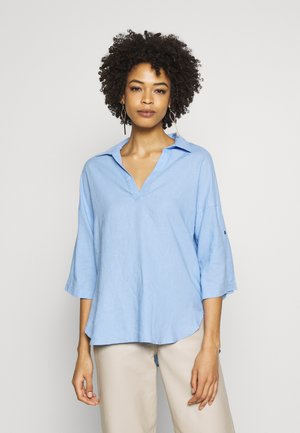 BRIZAIW  - Blouse - blue serenity