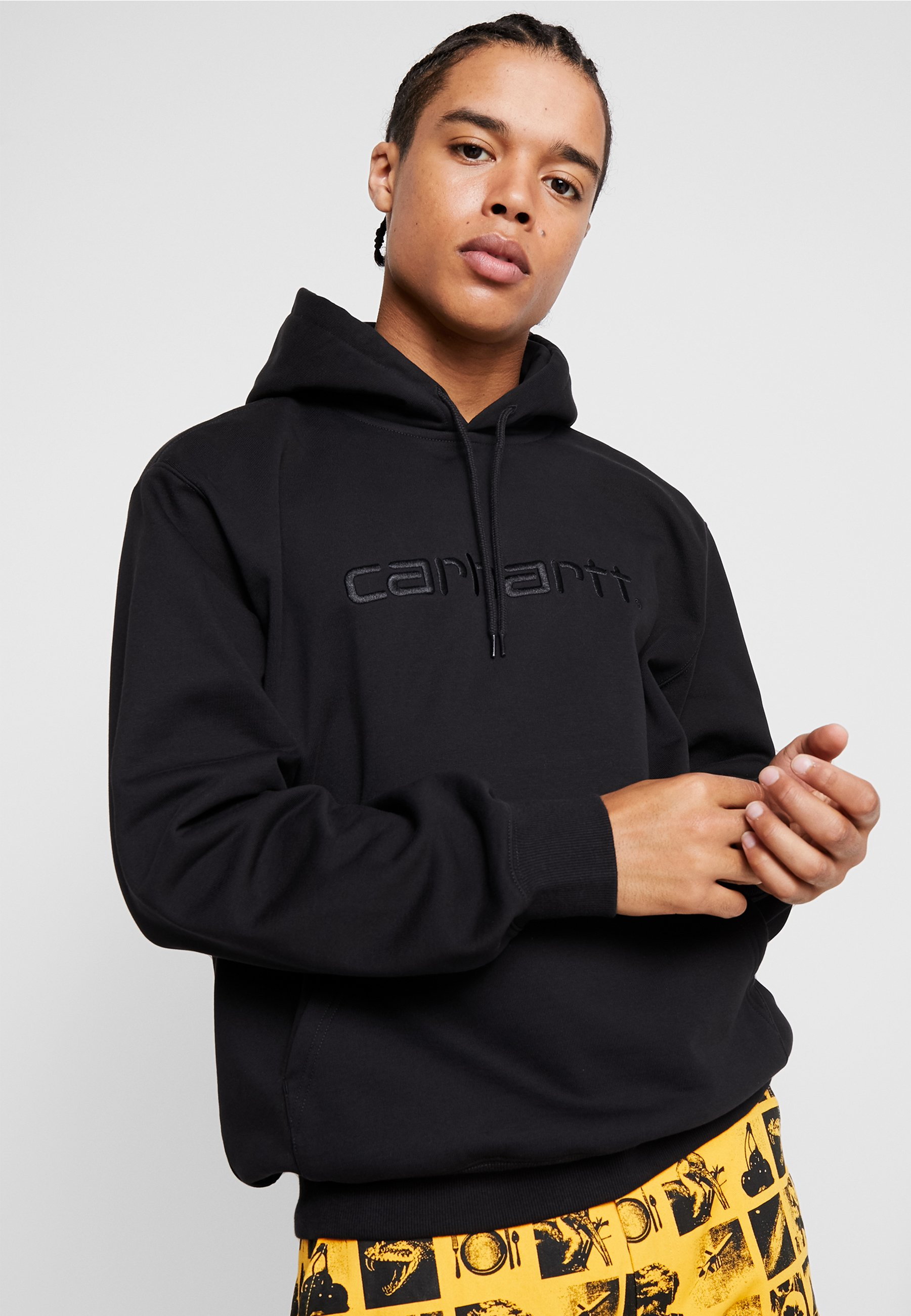 Best Supplier Cheap And Nice Men's Clothing Carhartt WIP Hoodie black c3mk2VBpB hbkU59qYe