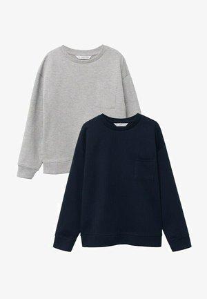 2 PACK  - Sweater - dark navy