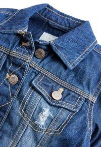 Next - Džínová bunda - mottled blue - 2