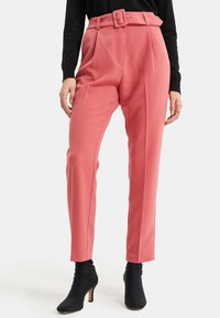 WE Fashion - Trousers - pink - 0