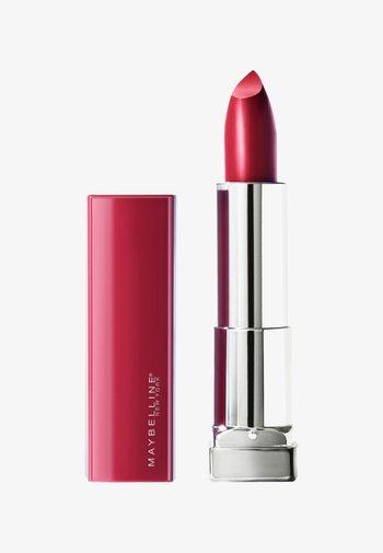 COLOR SENSATIONAL MADE FOR ALL  - Lipstick - 388 plum for me