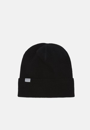ZISSOU WILLOW UNISEX - Beanie - rock black