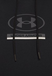 Under Armour - PACK HOODIE - Mikina - black/pitch gray - 7