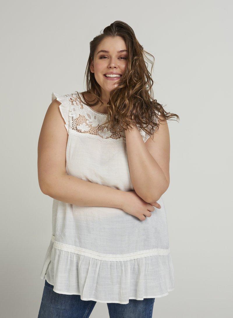 ZAY - Blouse - white