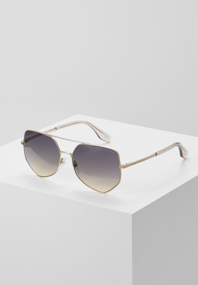 Sunglasses - brown ochre