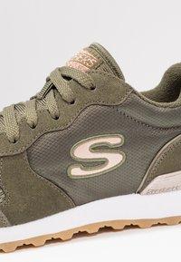 Skechers Sport - OG 85 - Trainers - olive/rose gold - 5