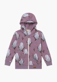 Walkiddy - Zip-up hoodie - purple - 0