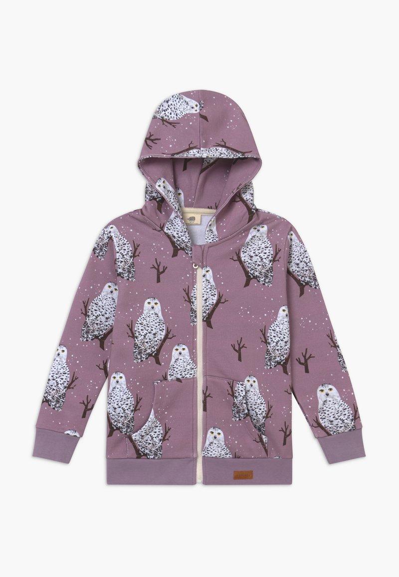 Walkiddy - Zip-up hoodie - purple