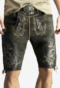 Stockerpoint - Shorts - grey - 3