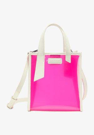 Bolso de mano - neon pink
