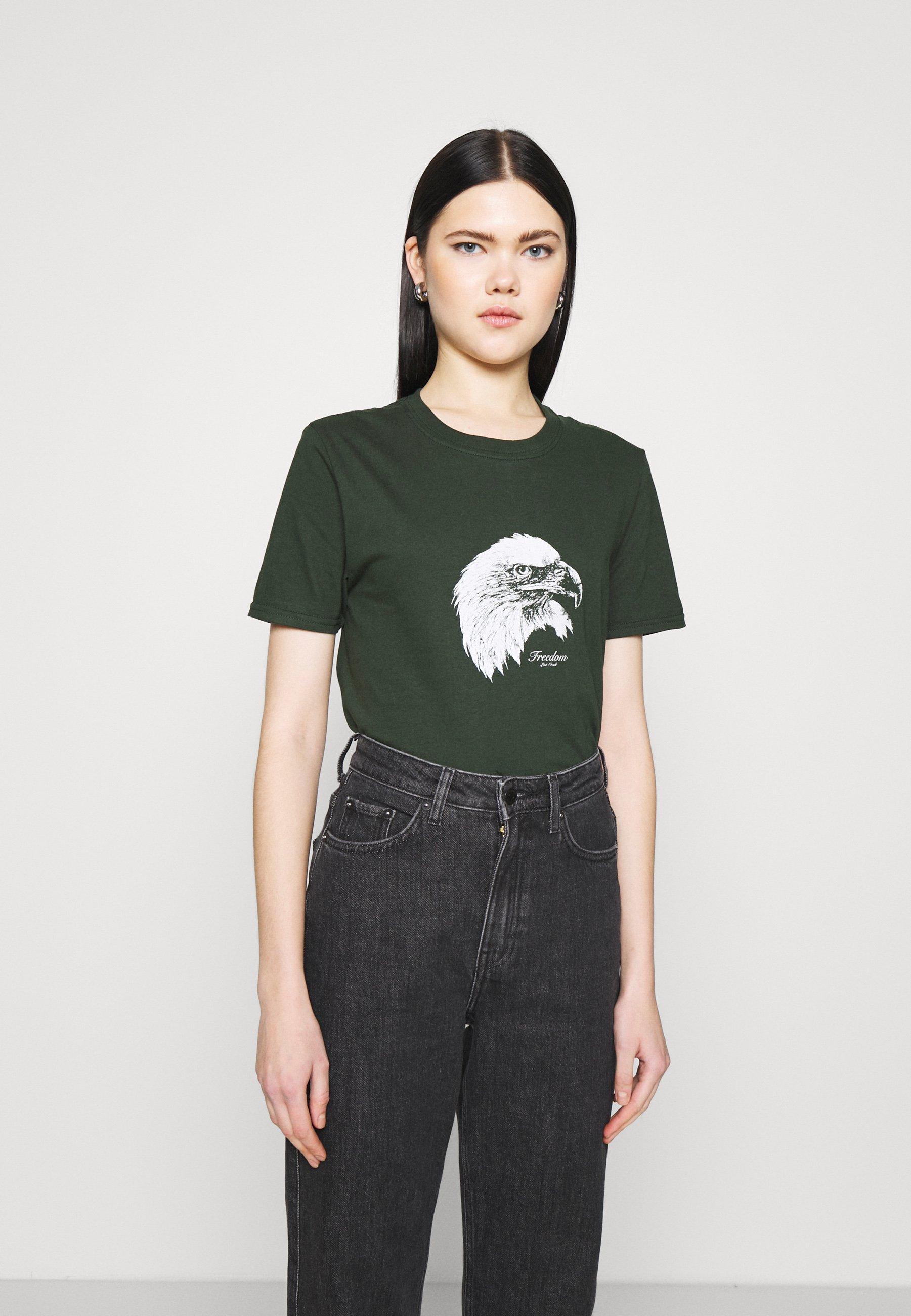 Women EAGLE TEE - Print T-shirt