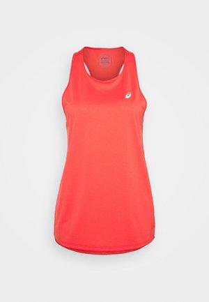 RACE SLEEVELESS - Športna majica - pink grapefruit