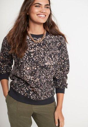 BEE PRINTED  - Sweatshirt - grey