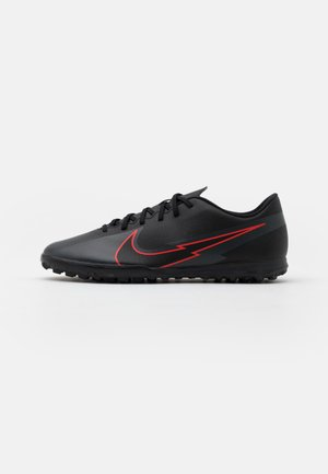 MERCURIAL VAPOR 13 CLUB TF - Astro turf trainers - black/dark smoke grey