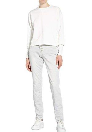 MALIBU  - Slim fit jeans - white