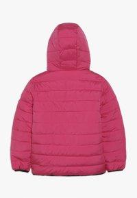 Superdry - REVERSIBLE FUJI - Zimní bunda - highlight pink - 2