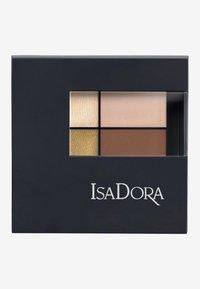 IsaDora - EYESHADOW QUARTET - Eyeshadow palette - rose glam - 2