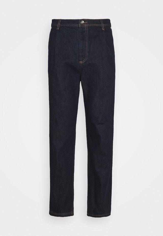 PIANO - Jeans a sigaretta - indigo
