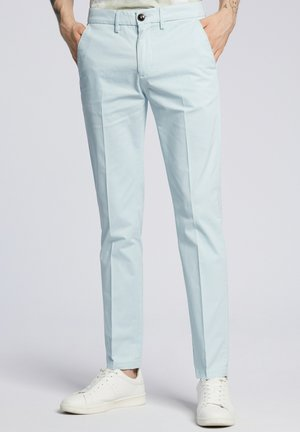 EDGAR - Chinosy - light blue