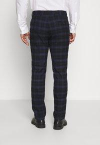 Ben Sherman Tailoring - CHECK SUIT - Completo - dark blue - 5