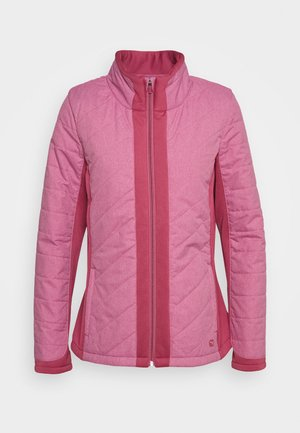 JACKET - Chaqueta outdoor - rose wine
