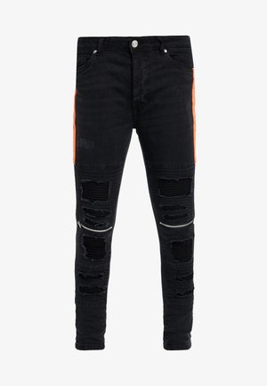 RUBEN - Jeans Skinny Fit - charcoal