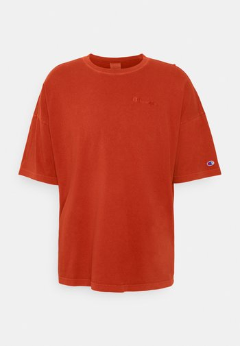 CREWNECK - Basic T-shirt - red