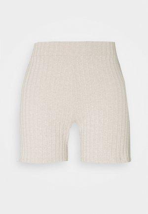 TARA - Shorts - beige