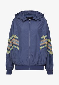 Urban Classics - LADIES INKA BATWING JACKET - Summer jacket - vintage blue - 4