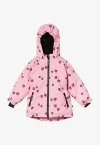 Småfolk - WINTER GIRL APPLE - Winter jacket - sea pink - 4