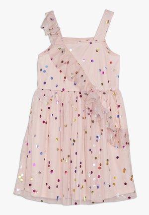 Cocktail dress / Party dress - powder pink