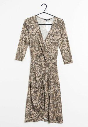 Robe en jersey - brown