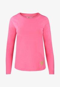 Biyoga - Long sleeved top - rosa - 4