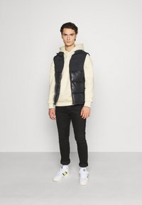 adidas Originals - REGEN VEST - Waistcoat - black - 1
