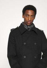 TOM TAILOR DENIM - CABAN - Short coat - black - 3