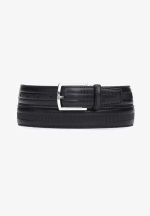 black - Belt - Black