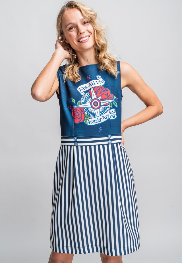Korte jurk - unico