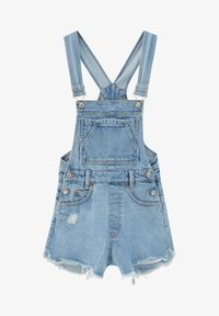 PULL&BEAR - Dungarees - blue - 4