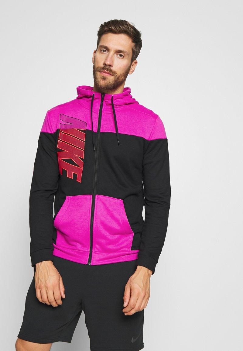 Nike Performance - Collegetakki - fire pink/black
