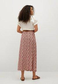 Mango - A-line skirt - donkermarine - 2