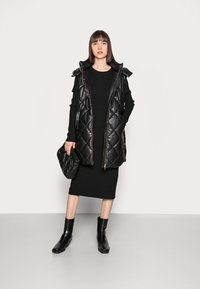 Liu Jo Jeans - GILET NAVETTA - Waistcoat - black - 1