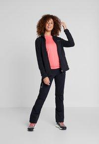 Vaude - BADILE PANTS II - Trousers - black uni - 1