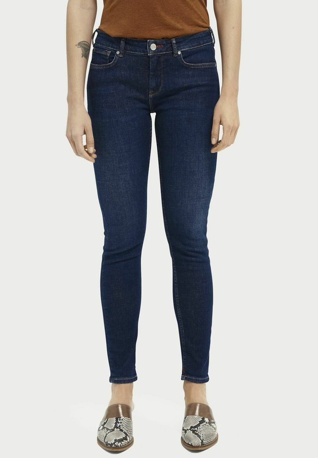 LA BOHEMIENNE  - Jeans Skinny - blauw chapter